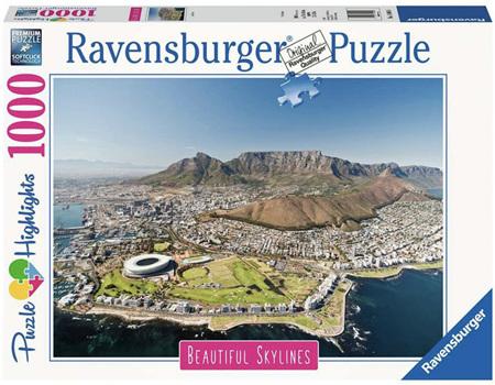 Ravensburger 1000 Piece Jigsaw Puzzle: Cape Town