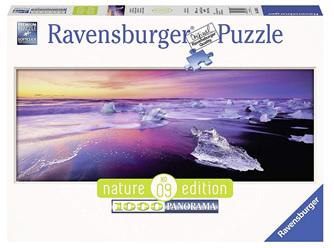 Ravensburger 1000 Piece  Jigsaw Puzzle: Jokulsarlon Iceland Panorama