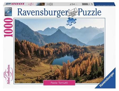 Ravensburger 1000 Piece Jigsaw Puzzle: Lake Bordaglia - Fruili Venezia
