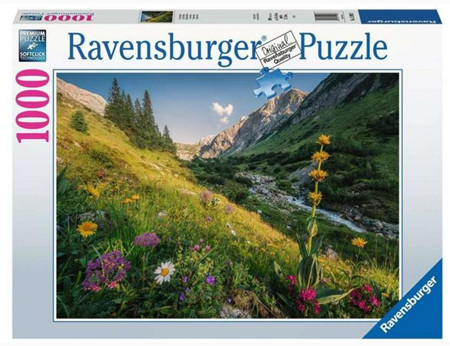 Ravensburger 1000 Piece Jigsaw Puzzle:  Magical Valley