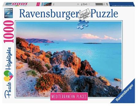 Ravensburger 1000 Piece Jigsaw Puzzle: Mediterranean Greece