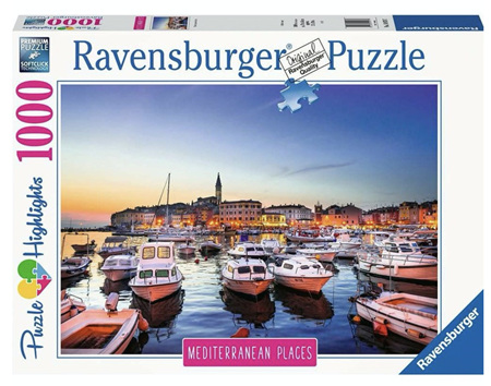 Ravensburger 1000 Piece Jigsaw Puzzle: Mediterranean Croatia