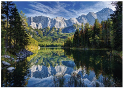 Ravensburger 1000 Piece  Jigsaw Puzzle: Most Majestic Mountains