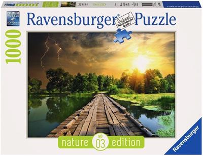 Ravensburger 1000 Piece  Jigsaw Puzzle: Mystic Skies