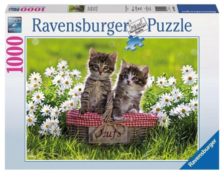 Ravensburger 1000 Piece Jigsaw Puzzle: Picnic In The Meadow