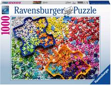 Ravensburger 1000 Piece  Jigsaw Puzzle: The Puzzlers Palette