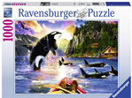 Ravensburger 1000 piece  puzzle Close Encounters buy at www.puzzlesnz.co.nz