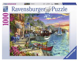 Ravensburger 1000 Piece  Jigsaw Puzzle: Grandiose Greece