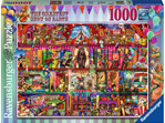 Ravensburger 1000 piece puzzle Greatest Show On Earth buy at www.puzzlesnz.co.nz