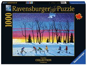 Ravensburger 1000 Piece  Jigsaw Puzzle: Sundown And Stars