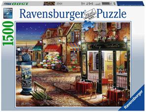 Ravensburger 1500 Piece  Jigsaw Puzzle: Paris's Secret Corner