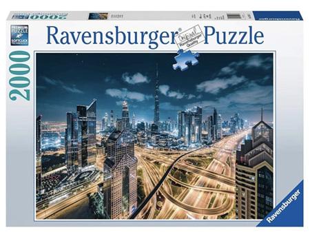 Ravensburger 2000 Piece Jigsaw Puzzle: Dubai