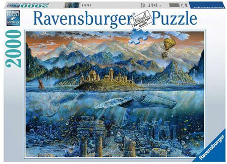 Ravensburger 2000 Piece Jigsaw Puzzle: Wisdom Whale