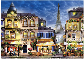 Ravensburger 300XL Piece Large Format  Jigsaw Puzzle: Pretty Paris