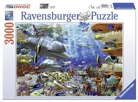 Ravensburger 3000 Piece  Jigsaw Puzzle: Ocean Wonders