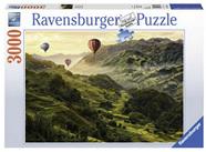 Ravensburger 3000 Piece  Jigsaw Puzzle: Rice Terraces Asia