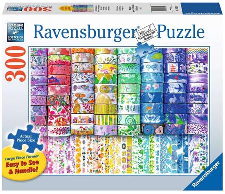 Ravensburger 300XL Piece Jigsaw Puzzle: Washi Wishes
