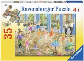 Ravensburger 35 Piece  Jigsaw Puzzle: Ballet Lessons