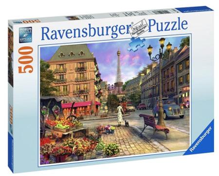 Ravensburger 500 Piece Jigsaw Puzzle: An Evening Walk