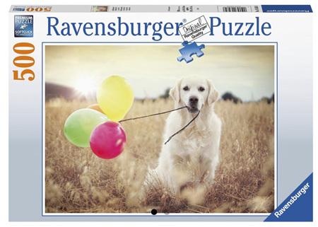 Ravensburger 500 Piece Jigsaw Puzzle: Balloon Party