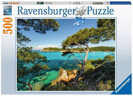 Ravensburger 500 Piece Jigsaw Puzzle: Beautiful View