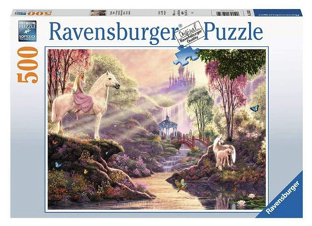 Ravensburger 500 Piece Jigsaw Puzzle: Magic River