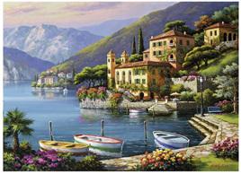 Ravensburger 500 Piece  Jigsaw Puzzle: Villa Bella Vista