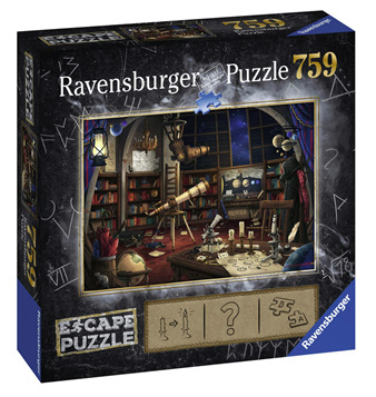 Ravensburger 759 Piece  Jigsaw Puzzle: The Observatory