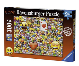 Ravensburger 300 Piece  Jigsaw Puzzle: Emoji