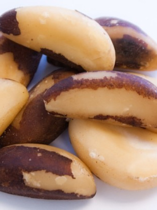 Raw Whole Brazil Nuts - 1 Kg