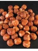 Raw Whole Hazelnuts - 100g
