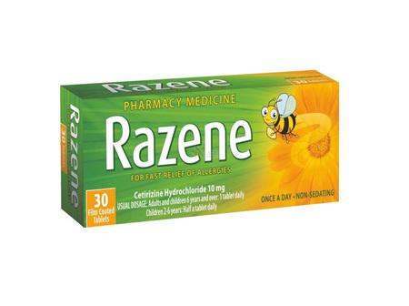 Razene - 30 Tablets