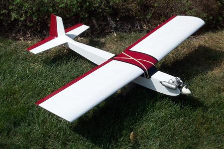 RCM Trainer 60 65' 40 - 60 Size Trainer Laser Cut Short Kit