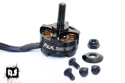 RCX  2205 2633Kv 3-4S Brushless Motor V2