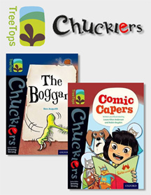 Reading Tree Chucklers - Special Offer!