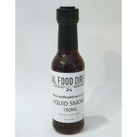 Real Food Direct Liquid Smoke 150ml