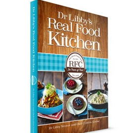 Real Food Kitchen (Soft Cover Book - Autographed)