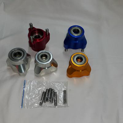 Rear Wheel - HUBS