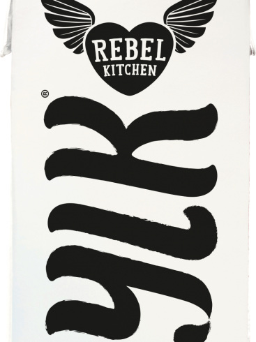 Rebel Kitchen Mylk Semi Skimmed 1ltr