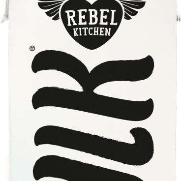 Rebel Kitchen Organic Mylk Semi Skimmed 1ltr