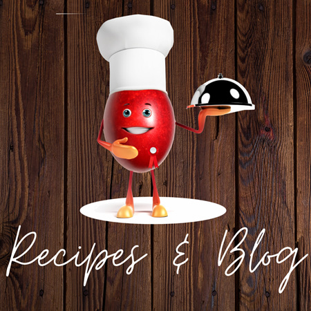 Recipes & Blog