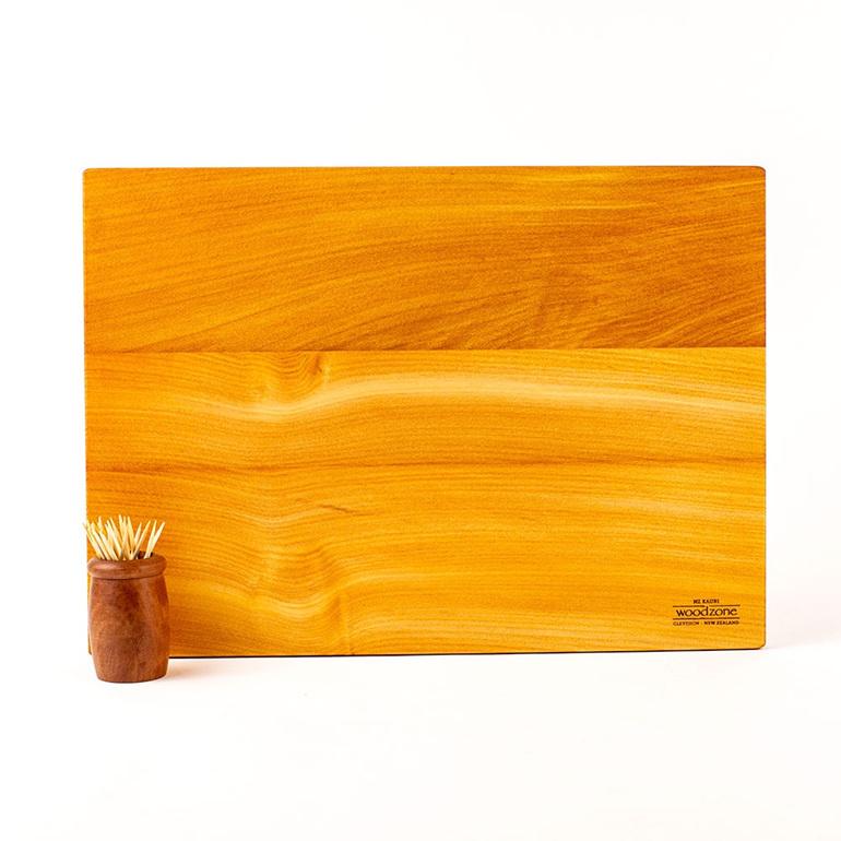 Rectangle Board Medium - Rare Kauri B