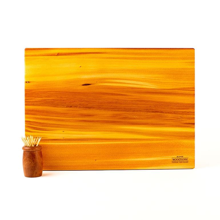 Rectangle Board Medium - Rare Kauri C