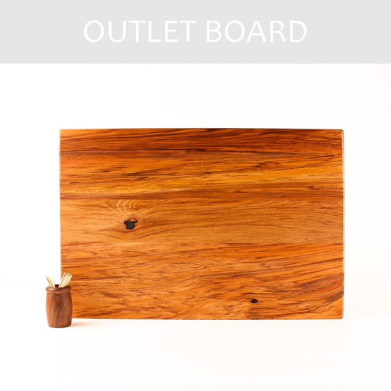 Rectangle Chopping Board Large - OUTLET B GRADE