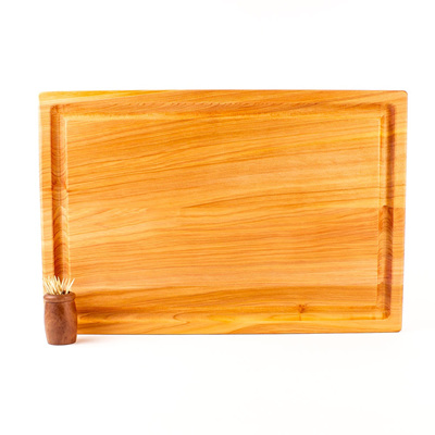 Rectangle Chopping Board Large with Juice Groove