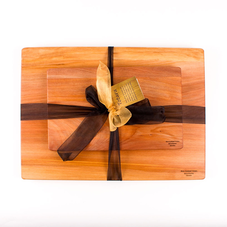 Rectangle Chopping Board with FREE Small Board