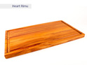 Rectangle Chopping Board with Juice Groove - XL