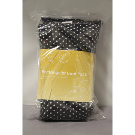 Rectangle Heat Pack Black Spot