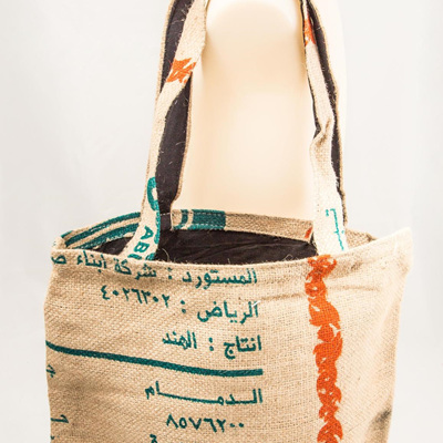 Recycled Jute Bag