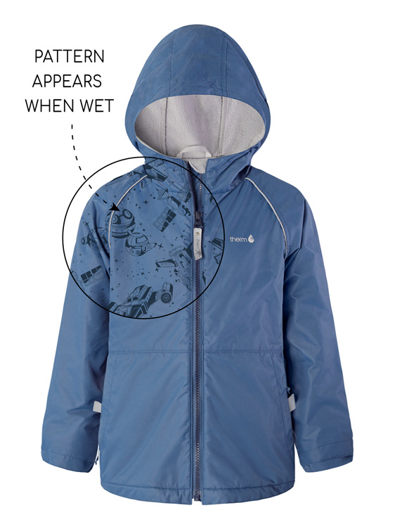 recycled plastic raincoat nz microfleece